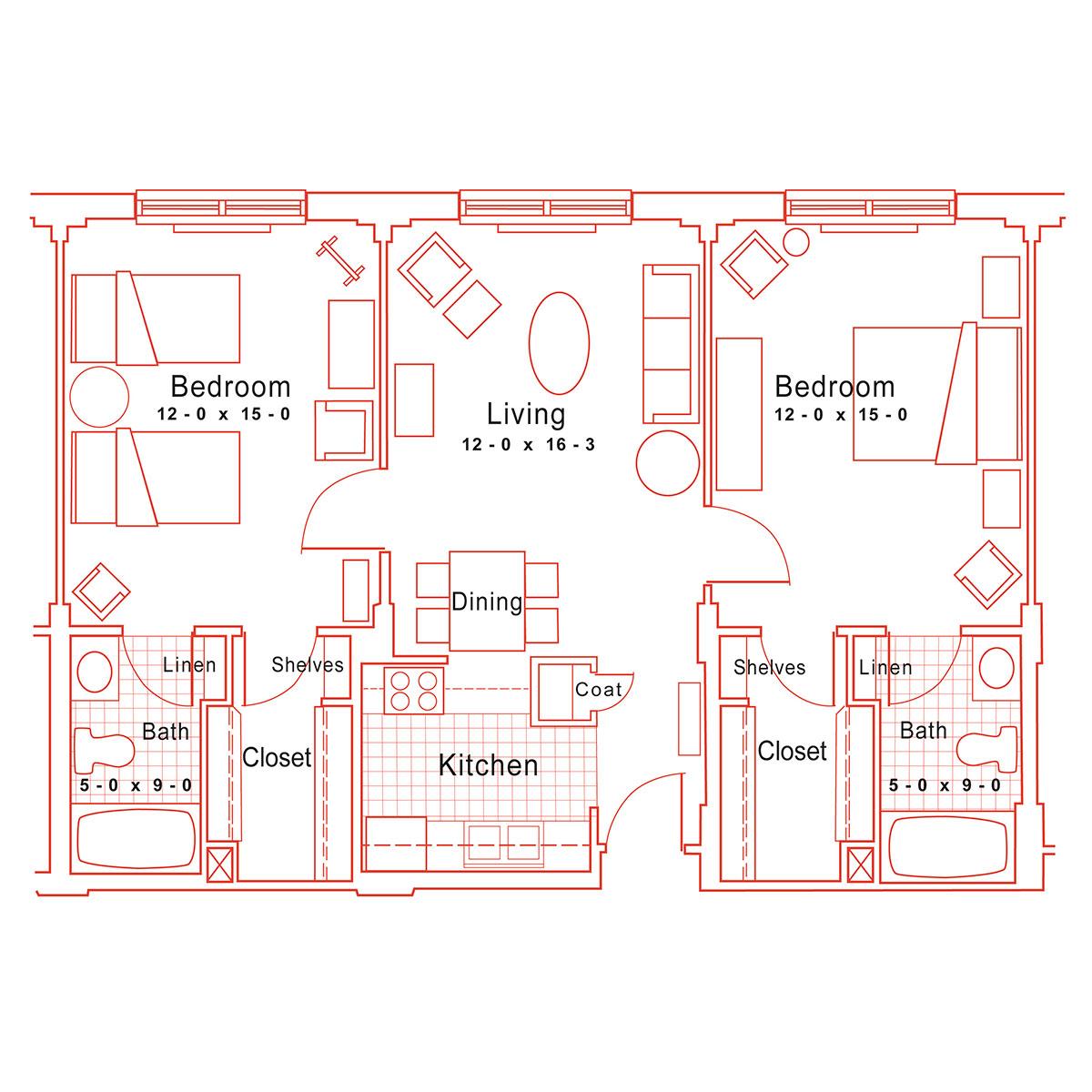 floor plans king sbridge retirement community retirement homes floor plans house of samples